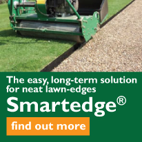Smartedge - the lawn edging system for your garden